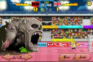Z VS United Kingdom 0