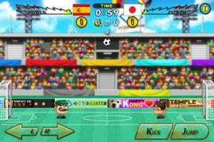 Japan VS Spain