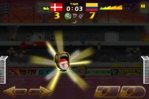 Denmark VS Colombia 1
