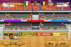 Mexico VS Romania 3