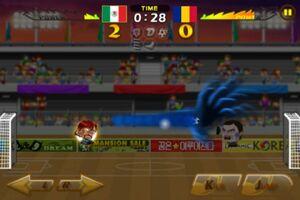 Mexico VS Romania 4