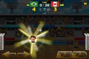 Brazil VS Canada 3