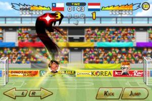 Chile VS Netherlands 3