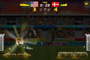 United States VS Denmark 2