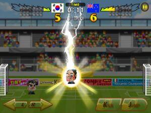 New Zealand VS South Korea