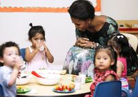 Michelle Obama Toddlers