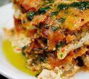 Yummy Veggie Lasagna