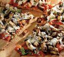 Eggplant Parmesan Pizza