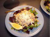 Chickpea and Albacore Tuna Salad
