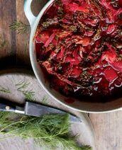 Vegetarian-borscht