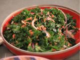Spicy Kale Slaw
