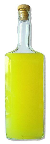 210px-Homemade limoncello