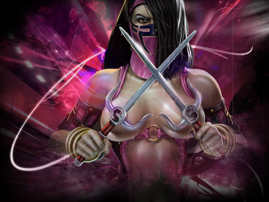 Mileena Wallpaper By Paulinos D5f39q6