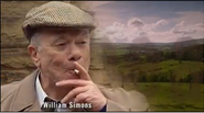 William Simons as PC Alf Ventress in the 2007 Opening Titles