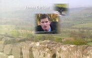 James Carlton as PC Steve Crane in the 2004 Opening Titles