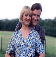 PC Nick Rowan and Dr Kate Rowan