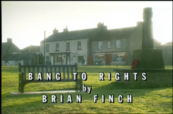 Bang to Rights title card