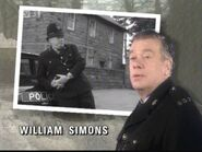 William Simons as PC Alf Ventress in the 1995 Opening Titles