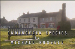 Endangered Species title card
