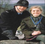 Nick and Jo Rowan
