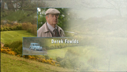 Derek Fowlds as Oscar Blaketon in the 2002 Opening Titles
