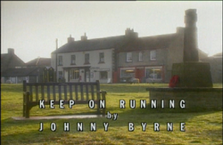 Keep on Running title card