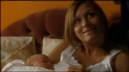 Baby Philip Bellamy Jr with Gina