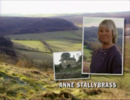 Anne Stallybrass as Eileen Reynolds in the 1997 Opening Titles