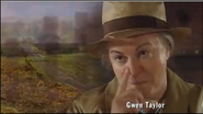 Gwen Taylor as Peggy Armstrong in the 2007 Opening Titles