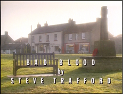 Bad Blood title card