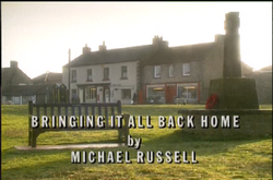 Bringing It All Back Home title card