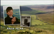 Kazia Pelka as Nurse Maggie Bolton in the 1998 Opening Titles