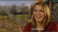 Tricia Penrose as Gina Bellamy in the 2007 Opening Titles