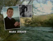 Mark Jordon as PC Phil Bellamy in the 1997 Opening Titles