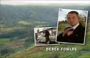 Derek Fowlds as Ex-Sgt. Oscar Blaketon in the 1998 Opening Titles