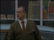 Derek Fowlds as Oscar Blaketon