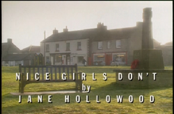 Nice Girls Don't title card