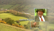 Geoffrey Hughes as Vernon Scripps in the 2004 Opening Titles