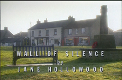 Wall of Silence title card