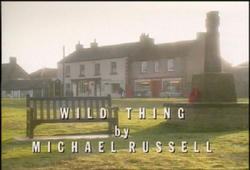 Wild Thing title card