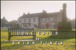 Love Child title card