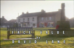 Face Value title card