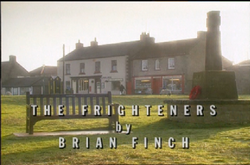 The Frighteners title card