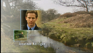 Jonathan Kerrigan as PC Rob Walker in the 2004 Opening Titles