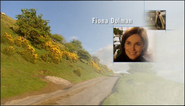 Fiona Dolman as Jackie Bradley in the 1999 Opening Titles