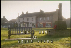 Witch Hunt title card