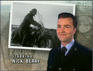 Nick Berry as PC Nick Rowan in the 1996 Opening Titles