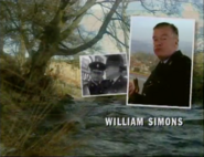 William Simons as PC Alf Ventress in the 1997 Opening Titles