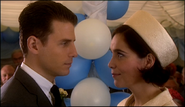 Mike and Jackie get married in Shotgun Wedding