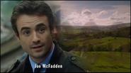 Joe McFadden as PC Joe Mason in the 2007 Opening Titles